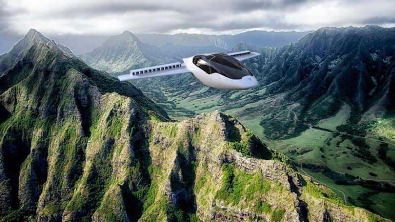 """آخر صيحات وسائل النقل.. مركبات """"تاكسي"""" طائرة"""