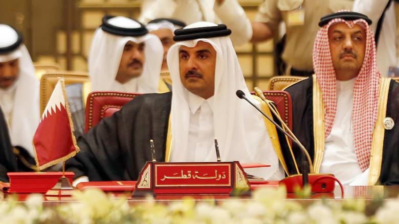 أمير قطر: الإرهاب نتيجة تصرفات حكومات ضد شعوبها