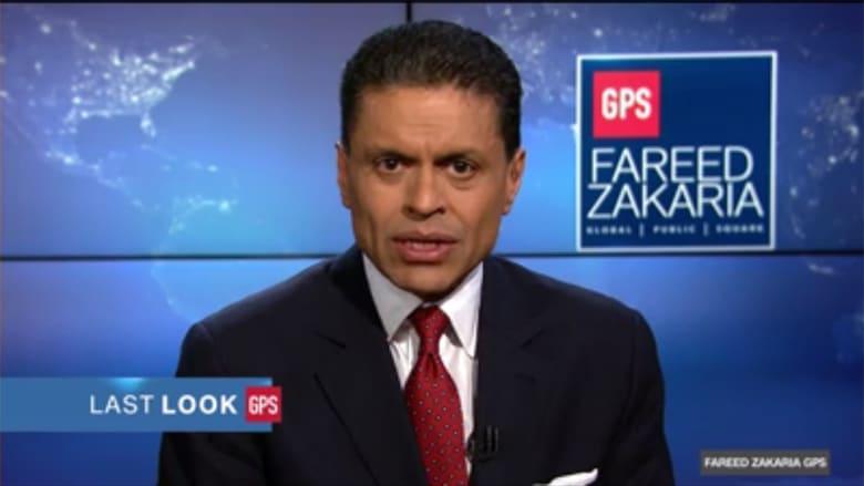 فريد زكريا يبين لـCNN حقيقة الوضع باليمن