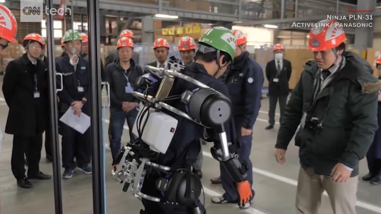 هياكل روبوتية تنتشر حول العالم لمساعدة البشر
