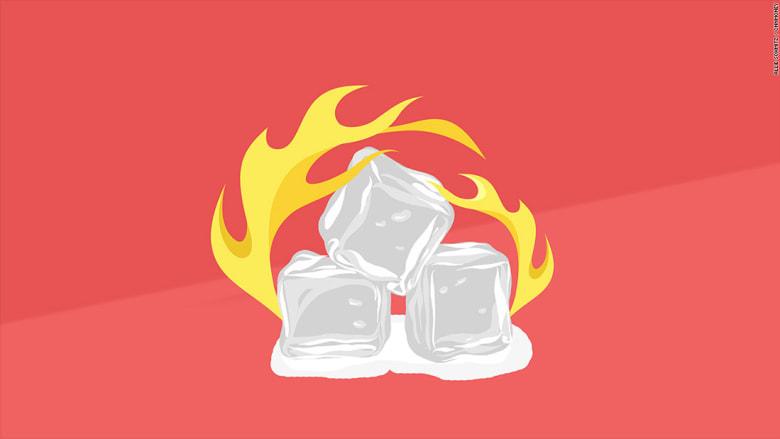 """ما هو """"الثلج القابل للاشتعال""""؟ ولماذا تصفه الصين بـ""""ثورة للطاقة""""؟"""