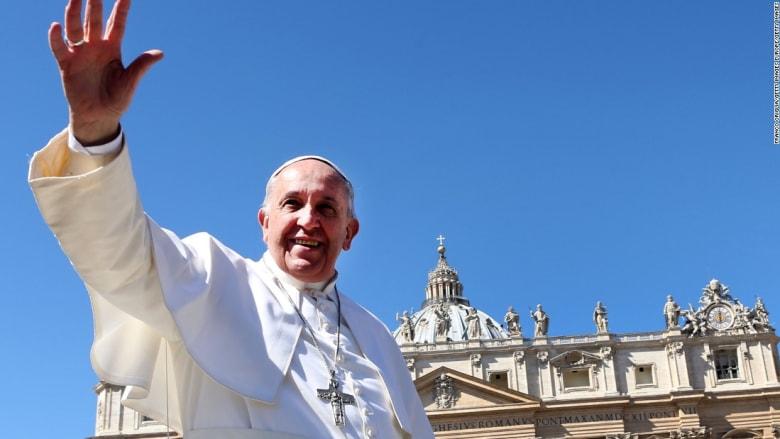 ماذا قال كل من ترامب والبابا فرنسيس عن الآخر؟