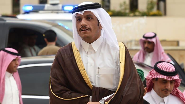وزير خارجية قطر: حملة بأمريكا استهدفتنا عشية القرصنة ولا علاقة لنا بالإخوان