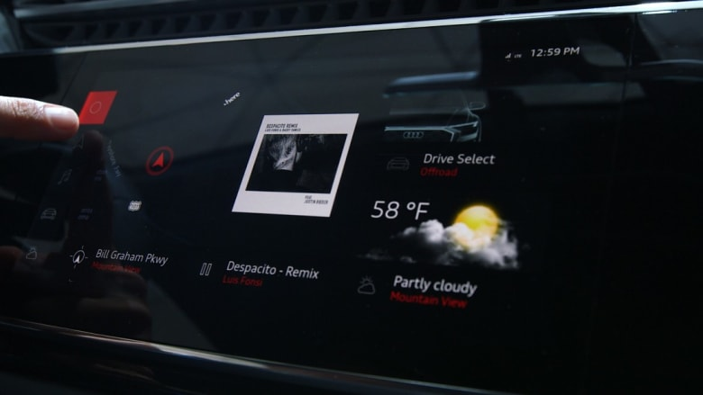 """شاهدوا """"أندرويد"""" من غوغل.. نظام مخصص لتشغيل السيارات فقط"""
