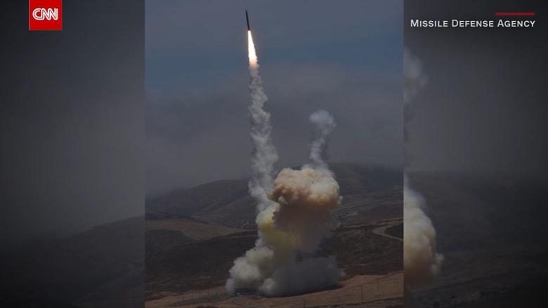الجيش الأمريكي يجري تجربة لاعتراض صاروخ عابر للقارات.. وخبراء يحذرون