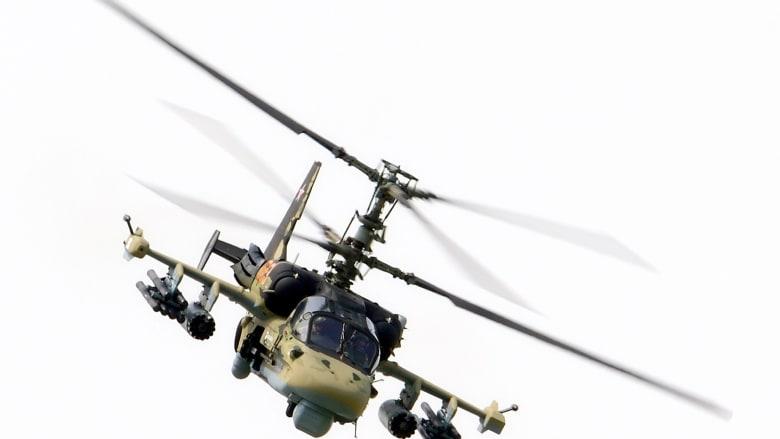 """روسيا: سنبدأ تزويد مصر بمروحيات """"التمساح"""" قريباً"""