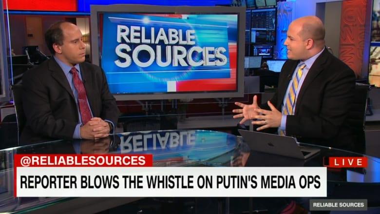 مراسل وكالة سبوتنيك الروسية بأمريكا يكشف: الأسئلة كلها ملقّنة