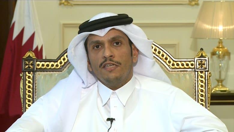 وزير خارجية قطر لـCNN: لن نبدل سياستنا الخارجية ولا ندعم الإخوان
