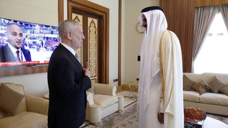 البنتاغون: أزمة قطر تعيق قدرتنا على التخطيط لعمليات عسكرية طويلة المدى