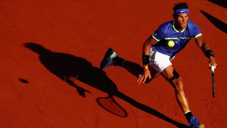 نادال يفوز ببطولة فرنسا المفتوحة للمرة العاشرة في تاريخه