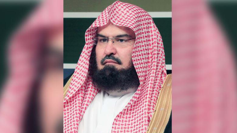 """من قصد السديس بدعائه على """"ممولي الإرهاب"""" في صلاة التراويح؟"""