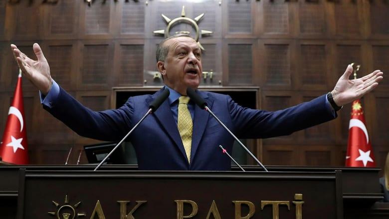 """أردوغان: حصار قطر غير إسلامي.. وأدعو لتدخل """"كبير الخليج"""" الملك سلمان"""