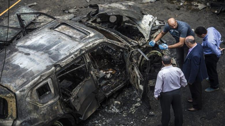 مصر.. إحالة أوراق 30 متهماً للمفتي في قضية اغتيال النائب العام