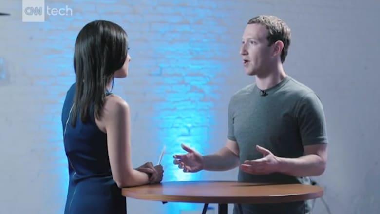 زوكربيرغ يكشف لشبكتنا مهمة فيسبوك الجديدة بالعالم