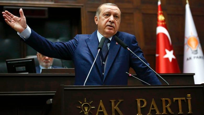 أردوغان: نؤيد موقف قطر من المطالب الخليجية.. القائمة تخالف القوانين الدولية