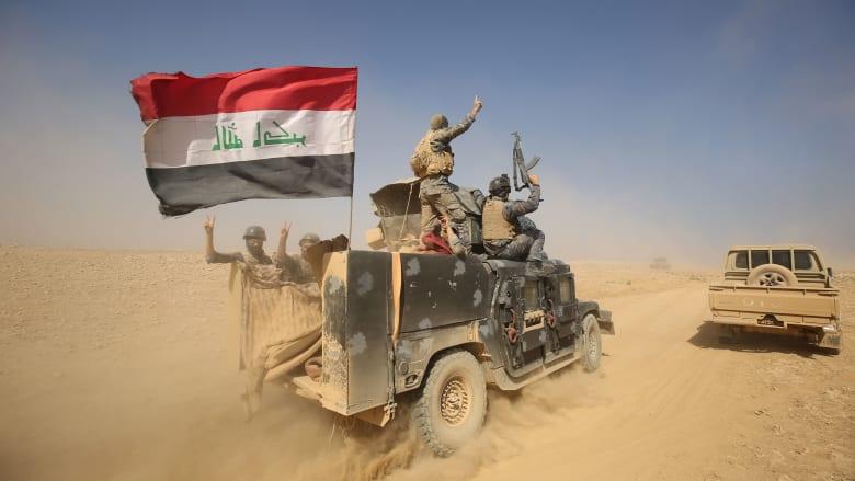 القوات العراقية تصد هجوماً كبيراً لداعش في الموصل