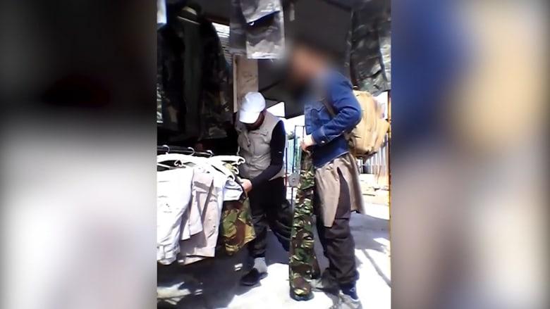"""حصرياً على CNN.. فيديوهات سرية من قلب الرقة """"عاصمة داعش"""" المزعومة"""