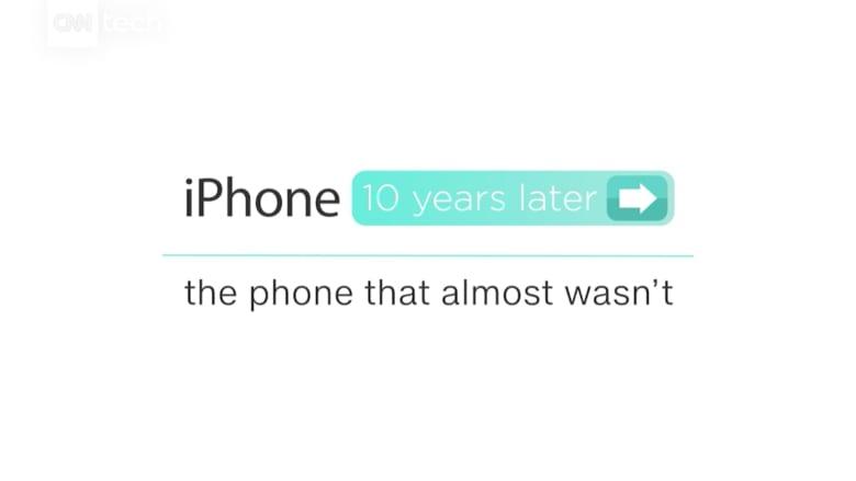 عشر سنوات على إطلاق أيفون.. كيف كانت بدايته؟