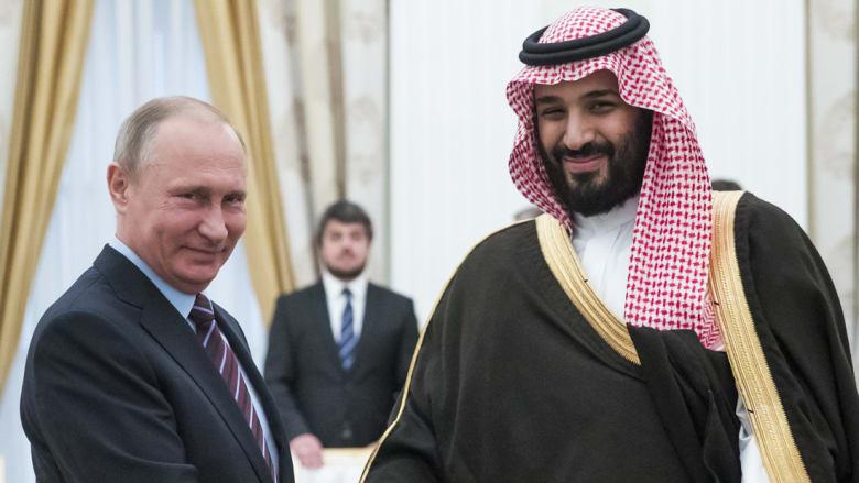 """مسؤول سعودي: محاولات لنشر قصص """"مختلقة"""" حول العلاقات مع روسيا"""