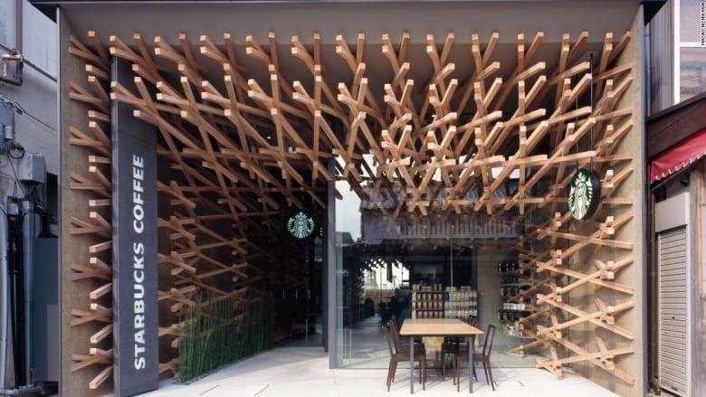 """هل هذا هو أجمل فرع لمقهى """"ستاربكس"""" على الإطلاق؟"""