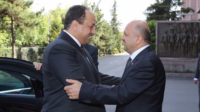 """وزير الدفاع القطري يلتقي نظيره التركي قبل انتهاء مهلة """"قائمة المطالب"""""""