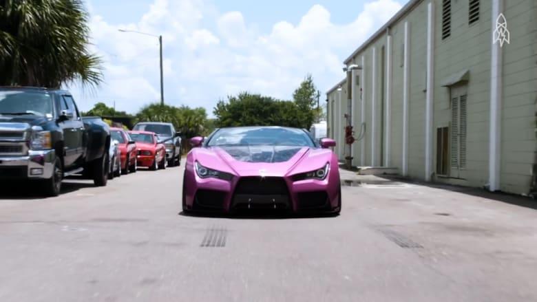 كيف تصنع سيارة تبدو أنها تساوي مليون دولار؟
