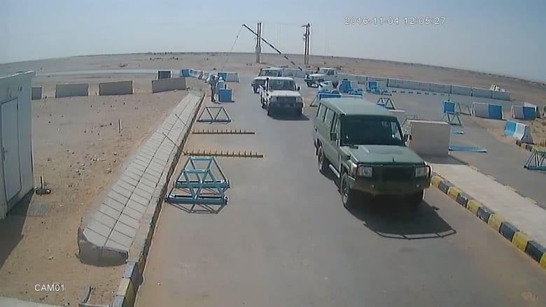 الجيش الأردني ينشر فيديو لحظة إطلاق النار على جنود أمريكيين بقاعدة الجفر