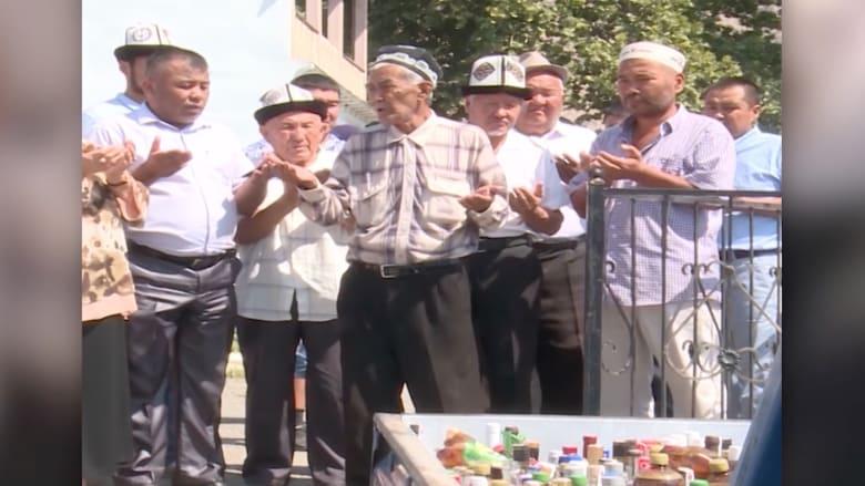 قرية بأكملها في قيرغيزيستان تتخلى عن الكحول بسبب سكير