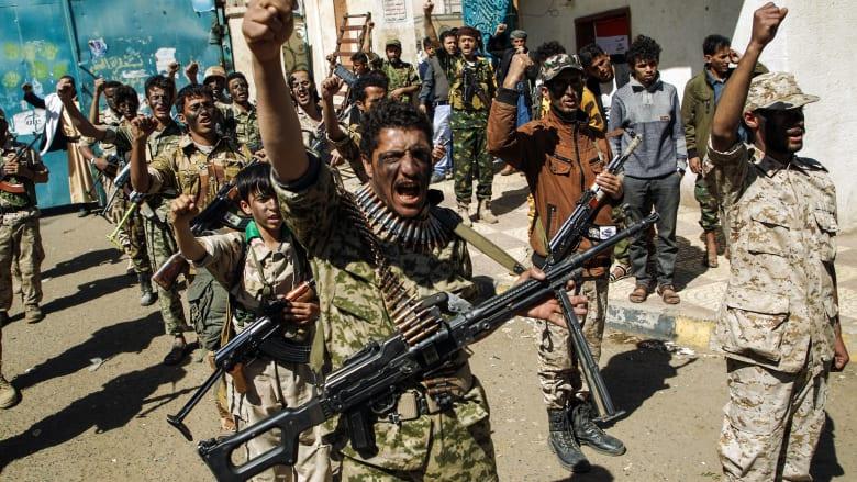 مسؤولون أمريكيون لـCNN: سكود حوثي حلّق لمئات الكيلومترات فوق السعودية