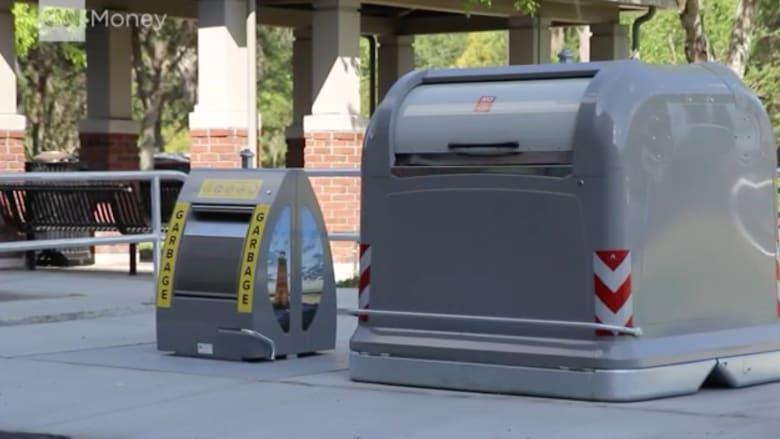 ما هو الجديد في عالم شركات تصنيع حاويات القمامة؟