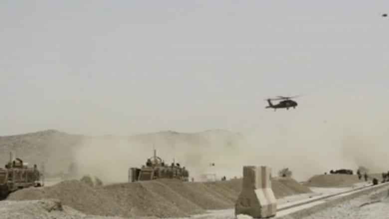 مقتل جنديين أمريكيين في هجوم على قافلة للناتو في أفغانستان