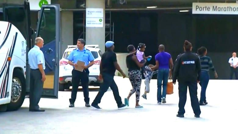 استاد أولمبي يتحول إلى مأوى لطالبي اللجوء
