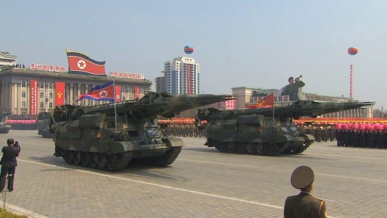 """كوريا الشمالية تهدد أمريكا بـ""""نهاية مذلة"""""""