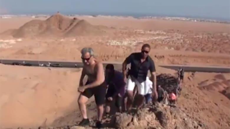 الوليد بن طلال يدعو للسياحة والاستثمار في مصر.. شاهد كيف فعل ذلك!