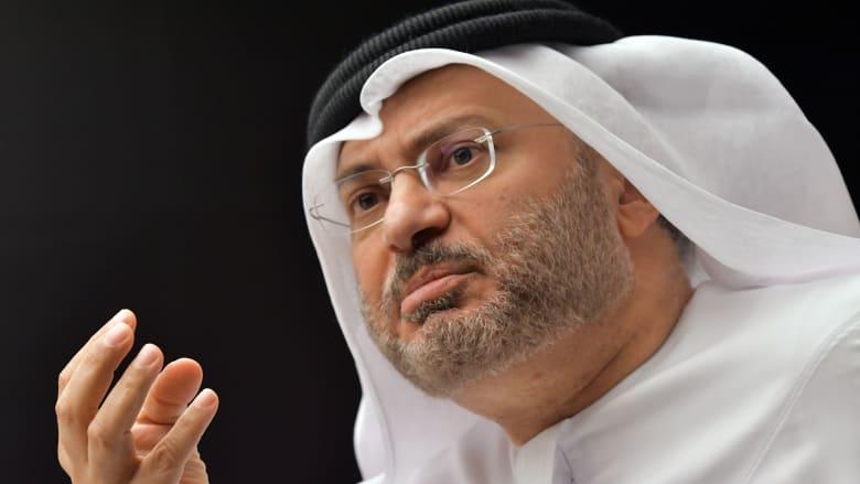 قرقاش: قطر تتهم الإمارات بتصدر الحملة ضدها بينما تفتح جبهات مع السعودية