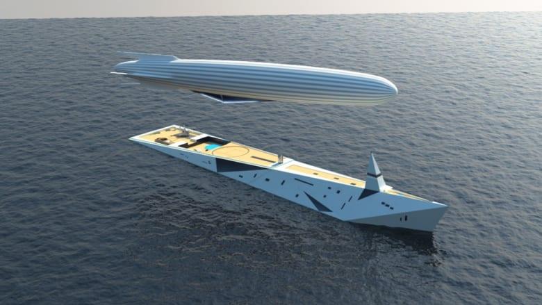 طائرة أم يخت؟ آخر صيحات عالم تصاميم الإبحار!