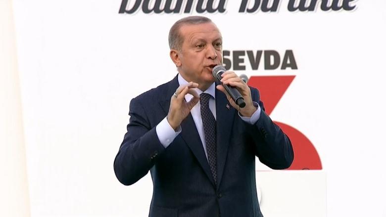 أردوغان لوزير خارجية ألمانيا: من أنت لتتحدث مع رئيس تركيا؟