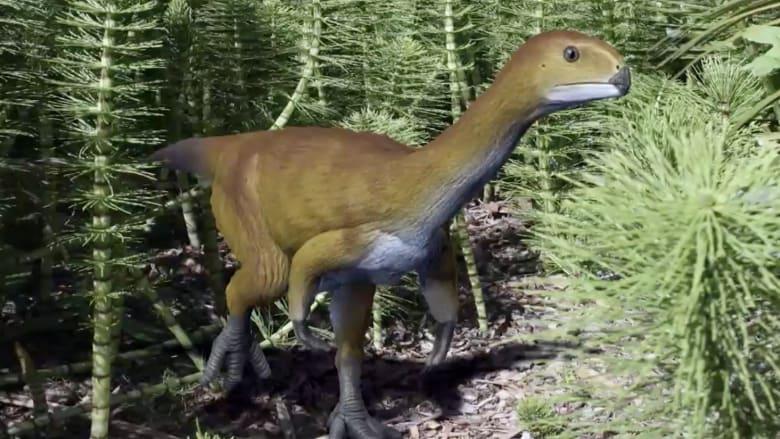 """حل اللغز الغامض لديناصور """"فرانكشتاين"""""""