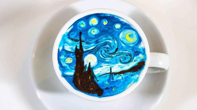 في سيؤول.. القهوة تتحول إلى فن لاتصدقه العين!