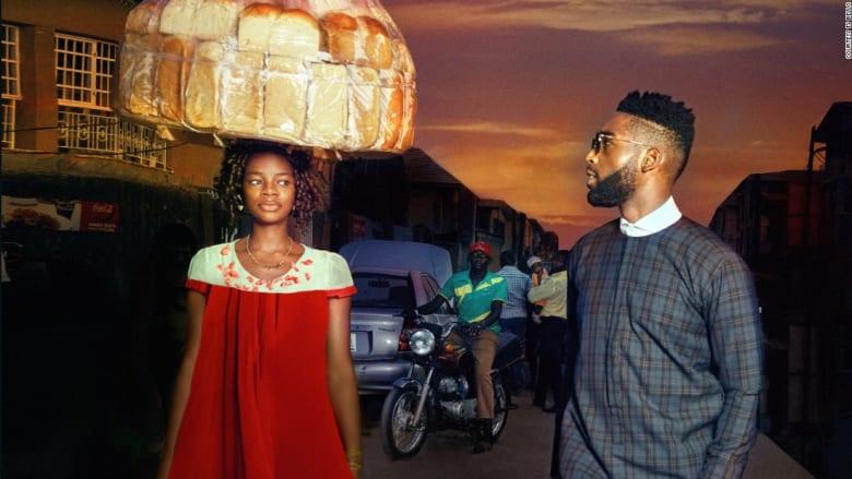بالأمس بائعة خبز في نيجيريا.. واليوم نجمة عالمية