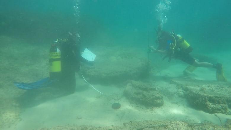 العثور على آثار مدينة رومانية تحت الماء في تونس