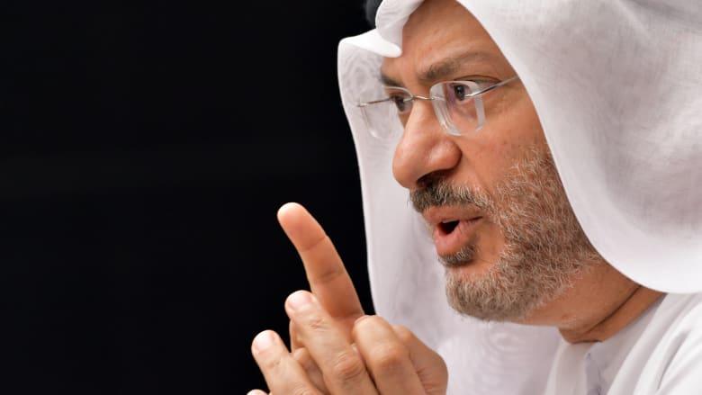 قرقاش يرد على رضائي: تبقى الإمارات رغماً عنه رمزاً للصلابة والازدهار