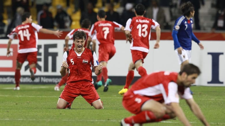 حمّى كأس العالم وحلم التأهل يوحدان صفوف سوريا الممزقة