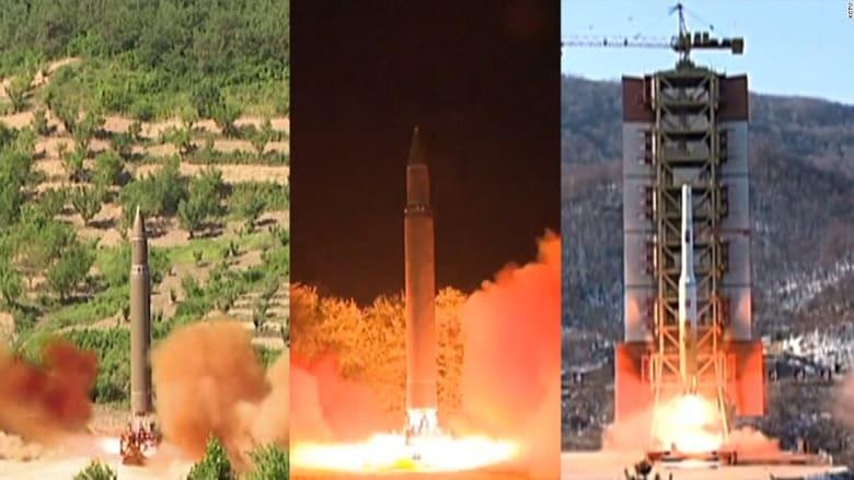لماذا تواصل كوريا الشمالية إطلاق الصواريخ البالستية؟
