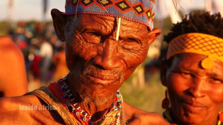كيف يعيش شعب بوشمن الأقدم على وجه الأرض؟