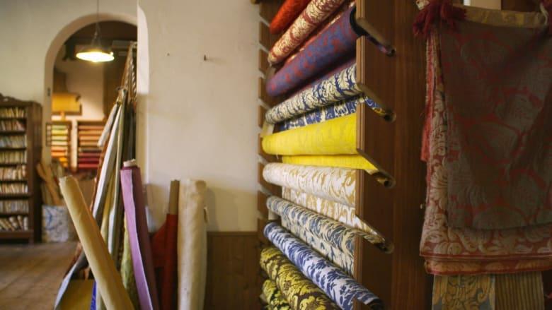 تعرّف إلى مصنع لنسج الحرير منذ العام 1786