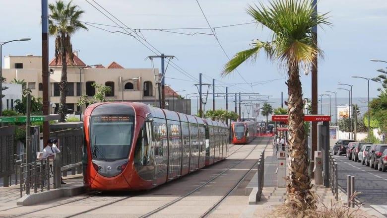 المغرب يعوّل على الفرنسيين لاستمرار تطوير خطوط الترام في الدار البيضاء