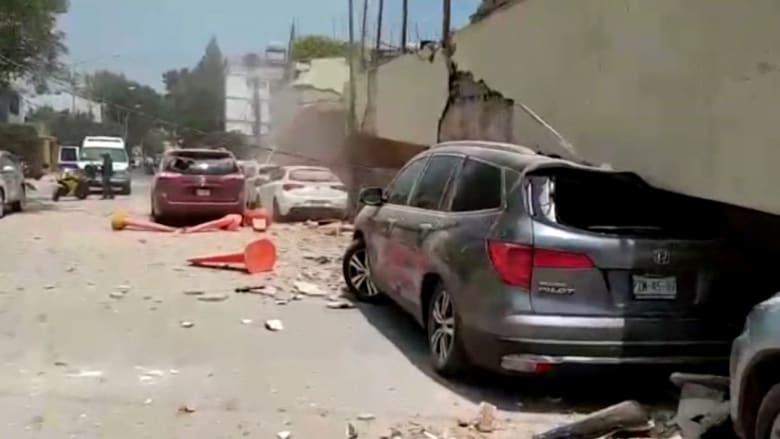 شاهد.. لحظة العثور على أطفال أحياء تحت مبنى منهار بسبب زلزال