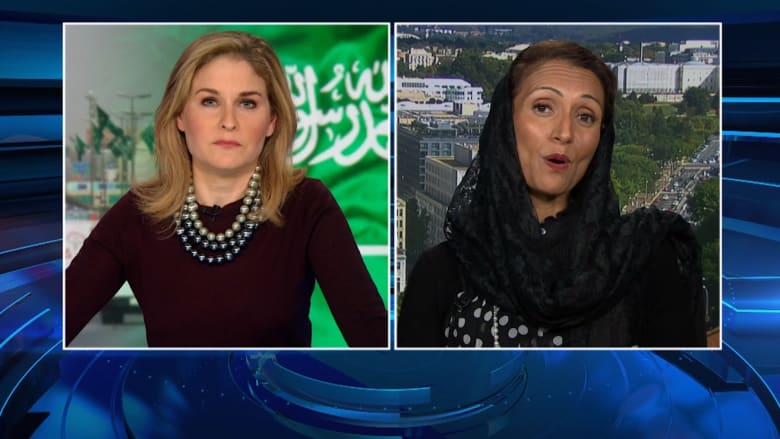 """المتحدثة باسم السفارة السعودية بواشنطن: """"قيادة المرأة"""" مقدمة لما سيأتي مستقبلاً"""