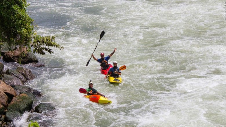 هذه المغامرات الأكثر تشويقاً في أنهار أفريقيا